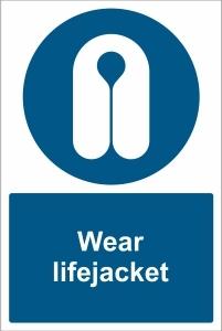 TOU030 - Wear lifejacket