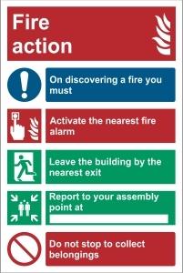 TOU040 - Fire action