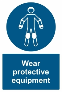 TOU029 - Wear protective equipment