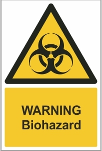 MED007 - Warning, Biohazard