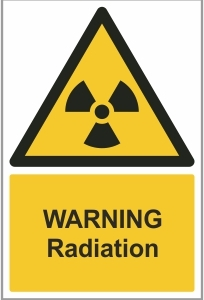 MED009 - Warning, Radiation