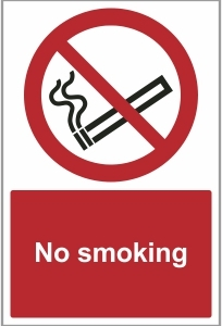 MED027 - No smoking