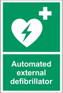 MED040 - Automated external defibrillator