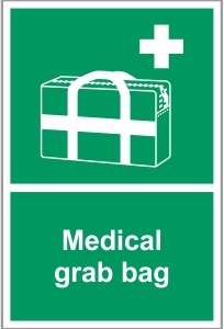 MED041 - Medical grab bag