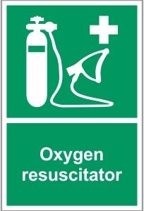 MED042 - Oxygen resuscitator