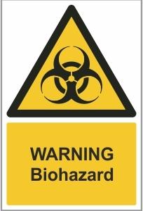MED007 - Warning, Biohazard