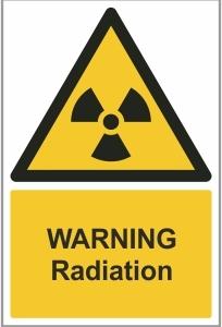 MED009 - Warning, Radiation