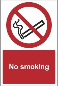 MED027 - No smoking