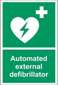 MED040 - Automated external defibrillator