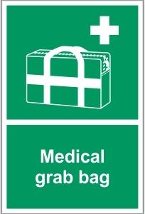 MED041 - Medical grab bag