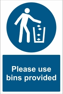 OFF024-Please-use-bins-provided