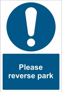 OFF030 - Please reverse park