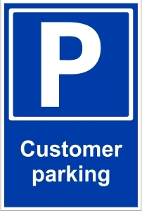 OFF037 - Customer parking