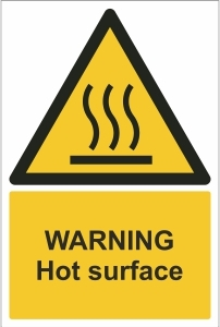 OFF008-Warning,-Hot-surface