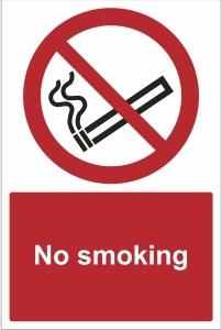 OFF012-No-smoking