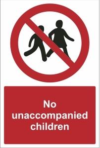 OFF015-No-unaccompanied children