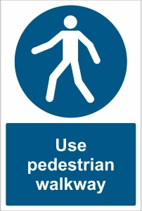 OFF025-Use-pedestrian-walkway
