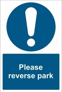 OFF030 - Please reverse park