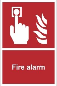 OFF035 - Fire alarm