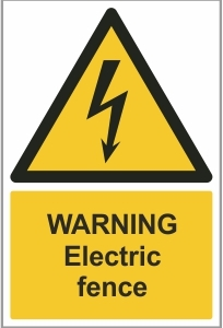 SEC009 - Electric fence