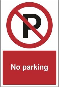 SEC015 - No parking
