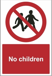 SEC020 - No children