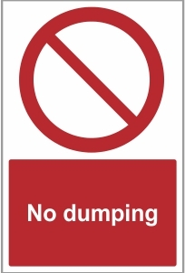 SEC025 - No dumping
