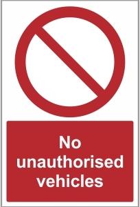 SEC024 - No unauthorised vehicles
