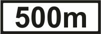P001B - 500m
