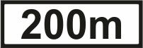 P001C - 200m