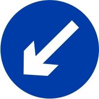 RUS001 - Keep left