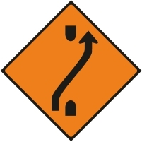 WK010 - One lane crossover - out