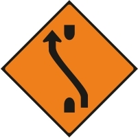 WK011 - One lane crossover - back