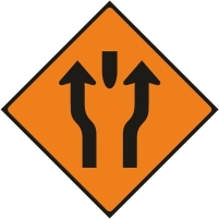 WK016 - Obstruction between lanes
