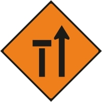 WK041 - Right lane of 2 closed