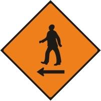 WK080 - Pedestrians left
