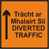WK091S - Diverted traffic straight