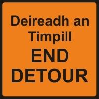 WK092 - End detour