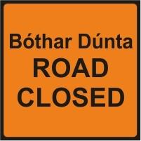 WK094 - Road closed