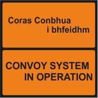 WK098 - Convoy system in operation