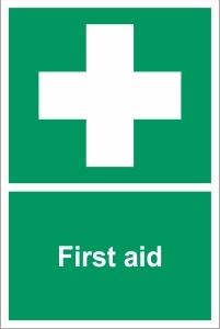 SCH034 - First aid