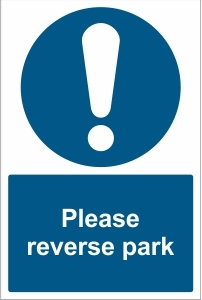 SCH030 - Please reverse park