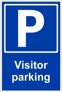 SCH039 - Visitor parking