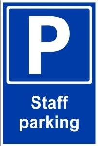 SCH040 - Staff parking