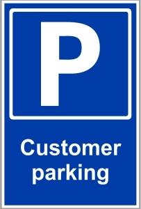 CAR009 - Customer parking