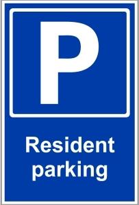 CAR010 - Resident parking