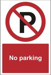 CAR013 - No parking
