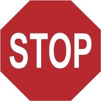 CAR043 - Stop