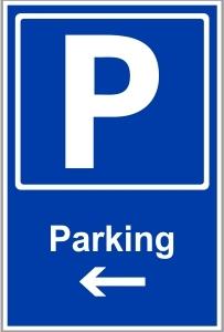 CAR002 - Parking left
