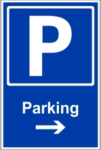 CAR003 - Parking right